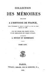 Collection des mémoires relatifs à l'histoire de France: Mémoires du maréchal de Villars ; t. II, Volume69