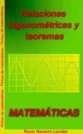 Relaciones trigonométricas y teoremas