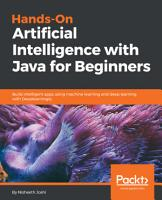Hands On Artificial Intelligence with Java for Beginners PDF