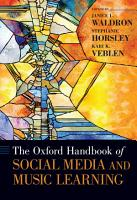 The Oxford Handbook of Social Media and Music Learning PDF