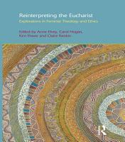 Reinterpreting the Eucharist PDF
