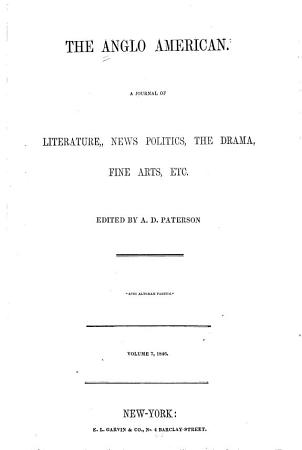 The Anglo American PDF