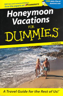 Honeymoon Vacations For Dummies PDF