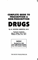Complete Guide to Prescription   Non prescription Drugs PDF