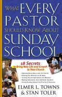 What Every Pastor Should Know About Sunday School PDF