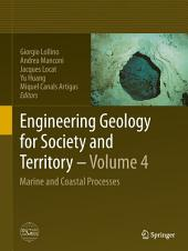 Engineering Geology for Society and Territory - Volume 4: Marine and Coastal Processes