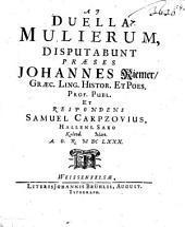 De duellis mulierum