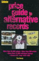 Goldmine Price Guide to Alternative Records PDF