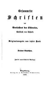 Gesammelte Schriften des Verfassers der Ostereier: Bände 3-4