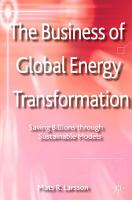 The Business of Global Energy Transformation PDF