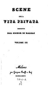 Scene della vita privata: Volume 3;Volume 51