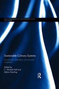 Sustainable Culinary Systems PDF