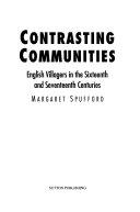Contrasting Communities