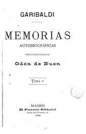 Memorias autobiográficas