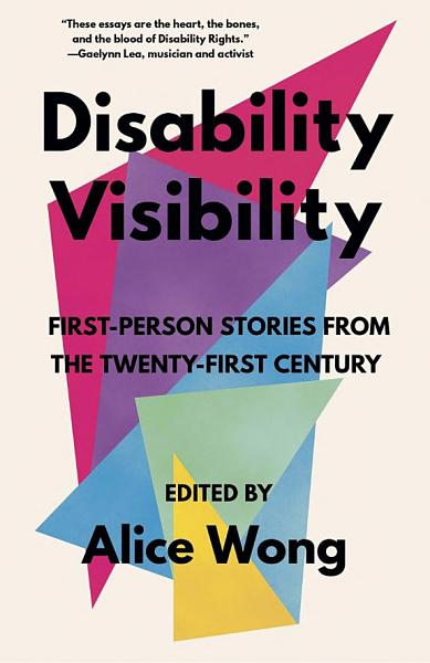 Download Disability Visibility Book