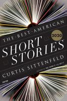 The Best American Short Stories 2020 PDF