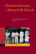 Christian Remnant - African Folk Church