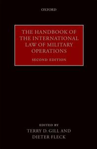 The Handbook of the International Law of Military Operations PDF