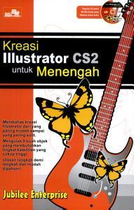Kreasi Illustrator CS2 Menengah   CD PDF