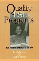 Quality ESL Programs PDF