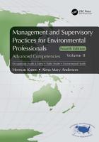 Management and Supervisory Practices for Environmental Professionals PDF
