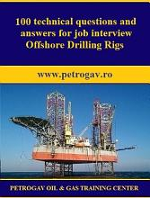 100 technical questions and answers for job interview Offshore Drilling Rigs PDF