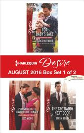 Harlequin Desire August 2016 - Box Set 1 of 2: An Anthology