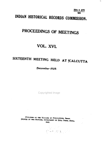 Proceedings of the     Session PDF