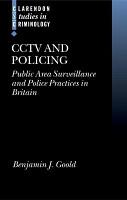 CCTV and Policing PDF