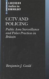 CCTV and Policing Book