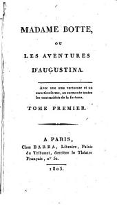 Madame Botte, ou les aventures d'Augustina
