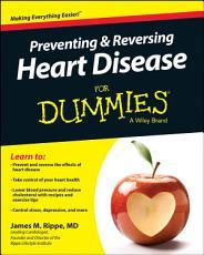 Preventing   Reversing Heart Disease For Dummies PDF
