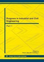 Progress in Industrial and Civil Engineering PDF
