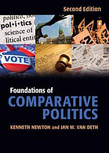 Foundations of Comparative Politics Book