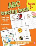 Abc Tracing Book Book PDF