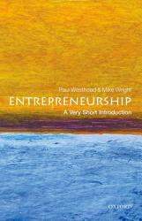Entrepreneurship A Very Short Introduction Book PDF