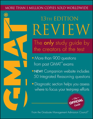 The Official Guide for GMAT Review  Korean Edition  PDF
