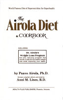 The Airola Diet Cookbook Book PDF