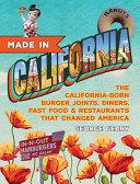 Made in California Book