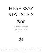 Highway statistics