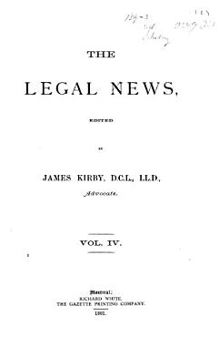 The Legal News PDF