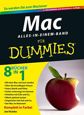 Mac Alles in einem Band f  r Dummies PDF