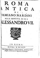 Roma antica di Famiano Nardini ...