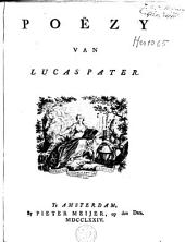 Poëzy van Lucas Pater