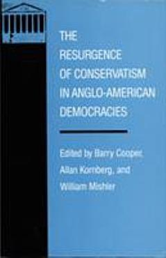The Resurgence of Conservatism in Anglo American Democracies PDF