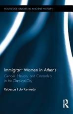 Immigrant Women in Athens PDF