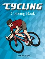 Cycling Coloring Book