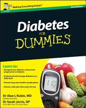 Diabetes For Dummies: Edition 3