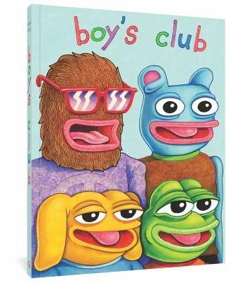 Download Boy s Club Book