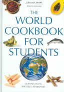 The World Cookbook For Students Iraq To Myanmar Book PDF